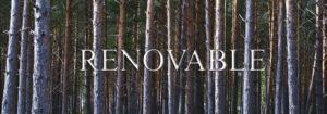 maderas renovables para pérgolas