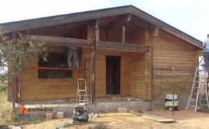 Rehabilitar casa de madera