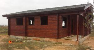 Rehabilitación de casa de madera